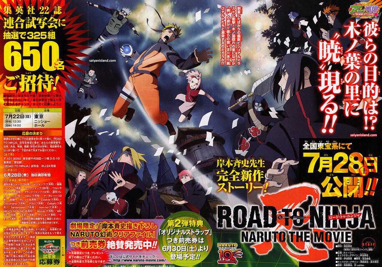 Download Naruto The Movie 1-9 Subtitle Indonesia - NWW